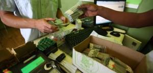 Izrael rozpoczyna sprzedaż medycznej marihuany w aptekach , haszysz.info
