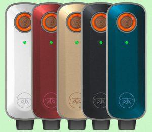 Firefly 2: iPhone wśród przenośnych waporyzatorów, haszysz.info
