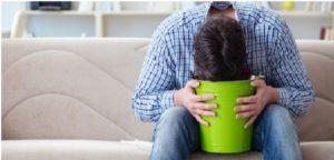 Wymioty po cannabisie mogą mieć fatalne skutki, haszysz.info