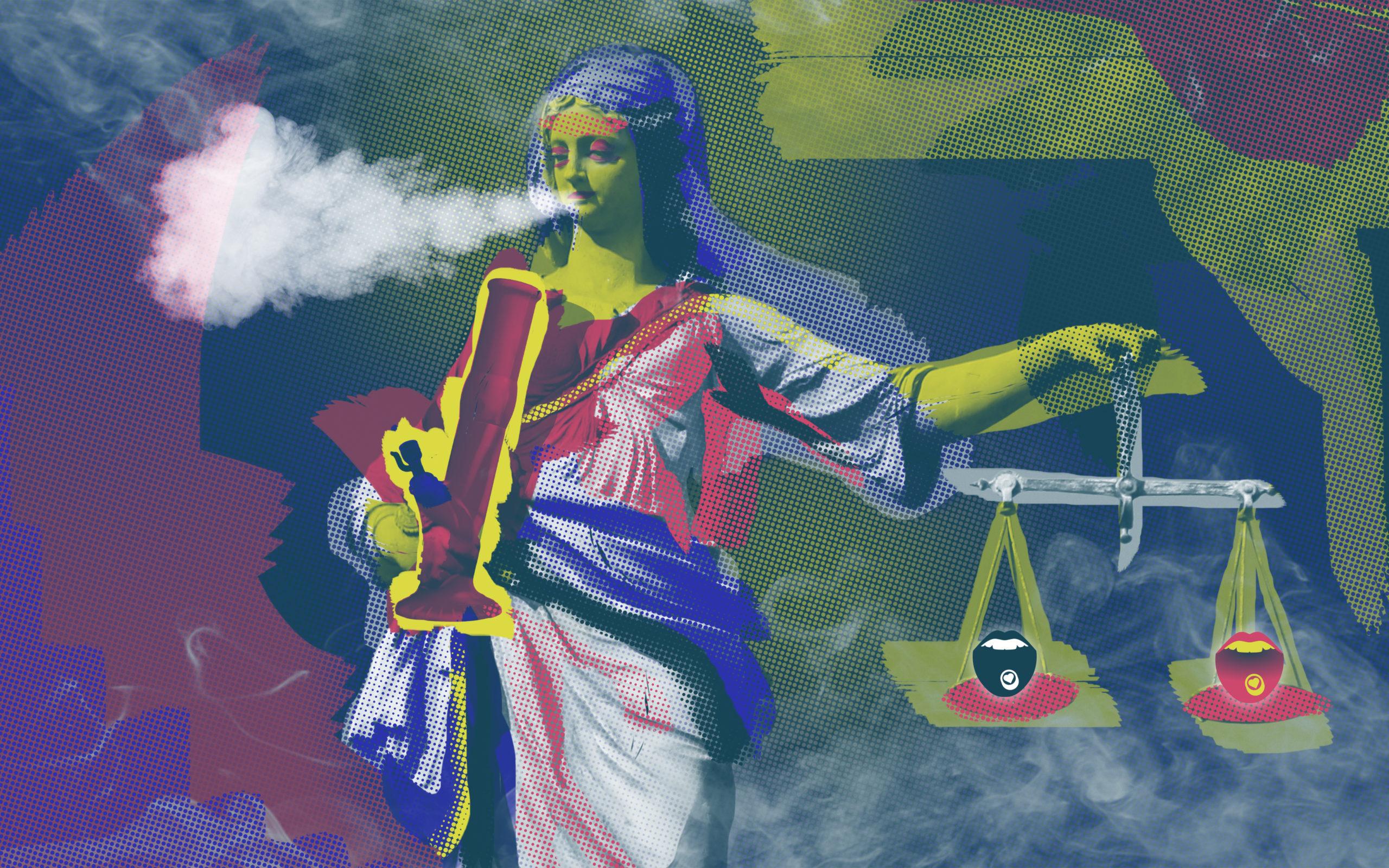 Legalna Marihuana Prowadzi do Mniejszej Liczby Przestępstw Niż Oczekiwano, haszysz.info