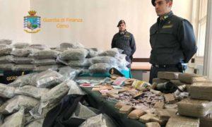 Znaleziono 100 kilogramów cananbisu przy Szwajcarskiej granicy, haszysz.info